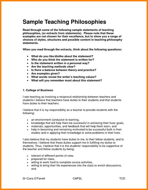 College Application Essay Format Exle how to write a philosophy paper exle 28 images