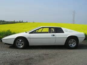 1978 Lotus Esprit Lotus Esprit In Movement Influx