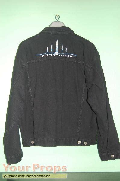 Jaket Element Original the fifth element 5th crew jacket original crew item