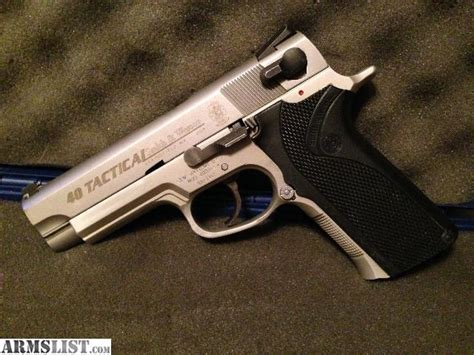 smith wesson 40 tactical armslist for sale smith wesson 4003tsw 40 cal tactical