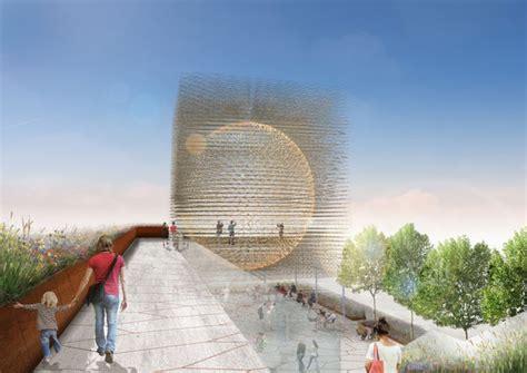 designboom uk pavilion hive like pavilions wolfgang buttress