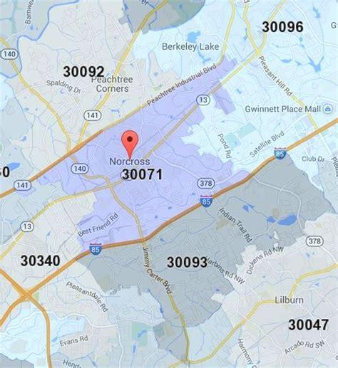 map of norcross norcross real estate sold in 3 zip codes home in norcross