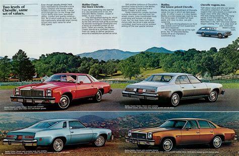 1977 Chevrolet Chevelle Classic Automobiles