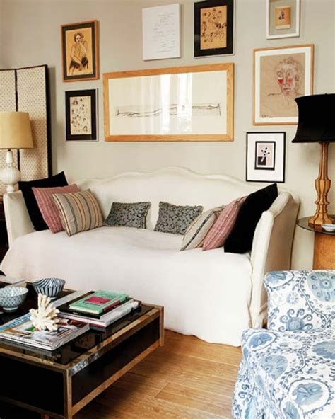 bed in living room daybeds 10 delightful and dreamy decorating ideas daybed