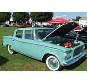 This 1961 Studebaker Lark Was Restored And Sold By Texnetsales In
