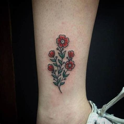 small flower tattoos tumblr small foot tattoos www imgkid the image kid
