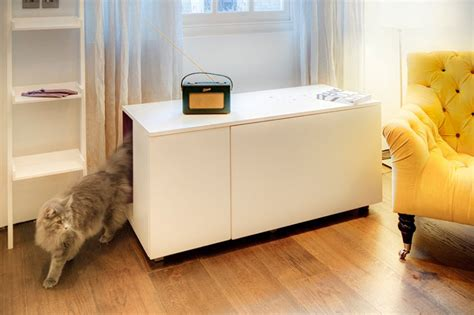 keeping litter box in bedroom 25 awesome furniture design ideas for cat lovers