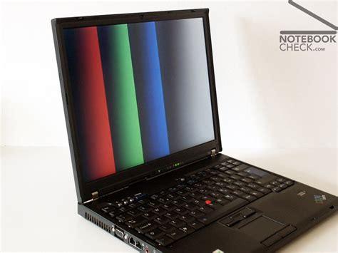 Lenovo Thinkpad T60 Review review ibm lenovo thinkpad t60 notebookcheck net reviews