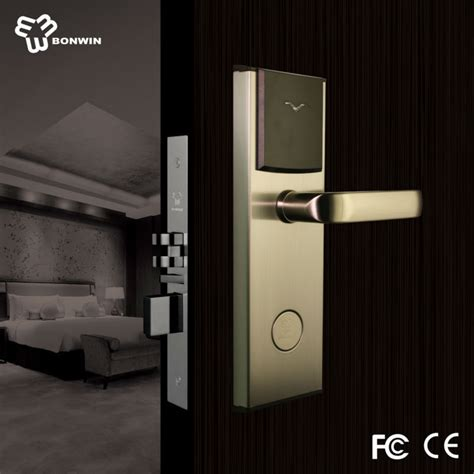 Apartment Door Lock System Bonwin Swipe Card Magnetic Card Door Lock Systems Buy