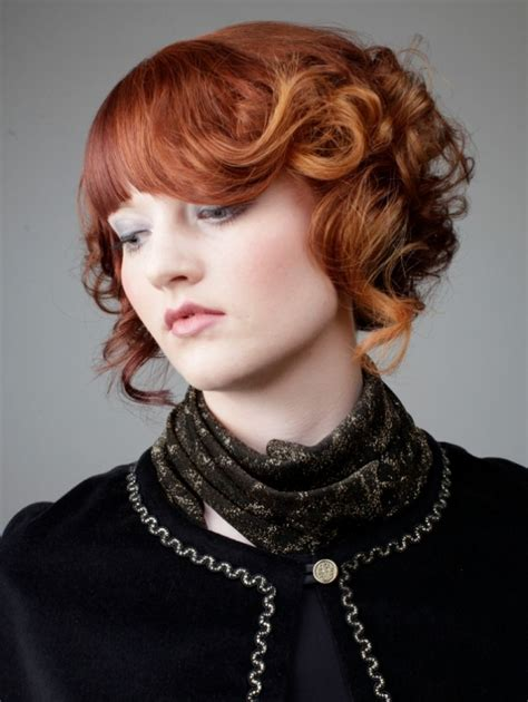 1920s hairstyles short curly bobs updos pictures of 1920 s medium hair