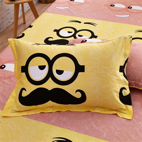 minion pillow bed despicable me minion bed set ebeddingsets