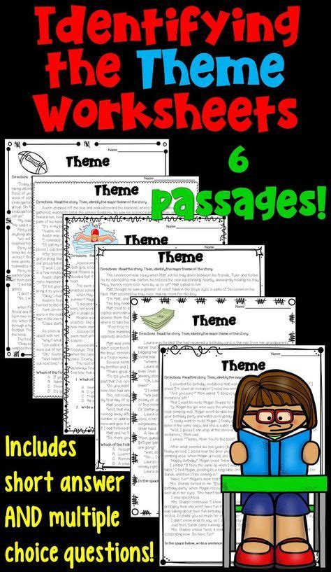 identifying theme in literature youtube 2982 best images about reading on pinterest context