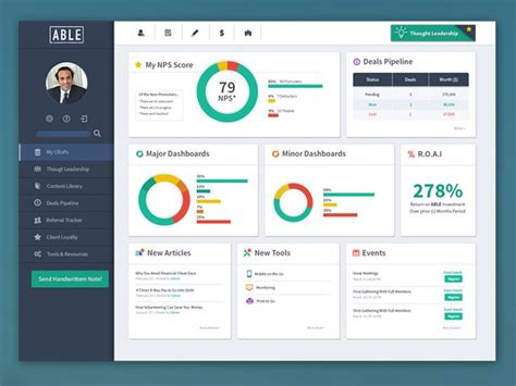 web app homepage design dashboard design for web app app a project and