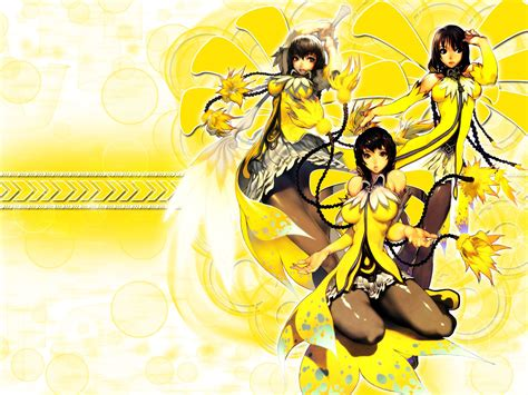anime yellow wallpaper pc wallpapers free wallpaper desktop wallpaper 187 blog