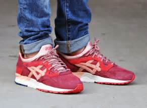 ronnie fieg x asics gel lyte 5 quot volcano quot arriving at