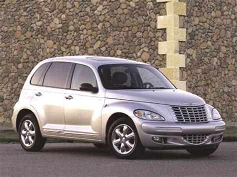 blue book value used cars 2003 chrysler town country on board diagnostic system 2003 chrysler pt cruiser pricing ratings reviews kelley blue book
