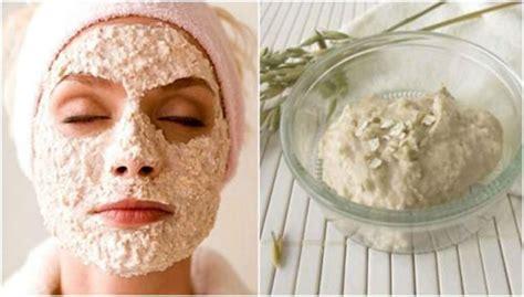 cara membuat yogurt oatmeal 10 cara termudah membuat masker oatmeal dari bahan alami