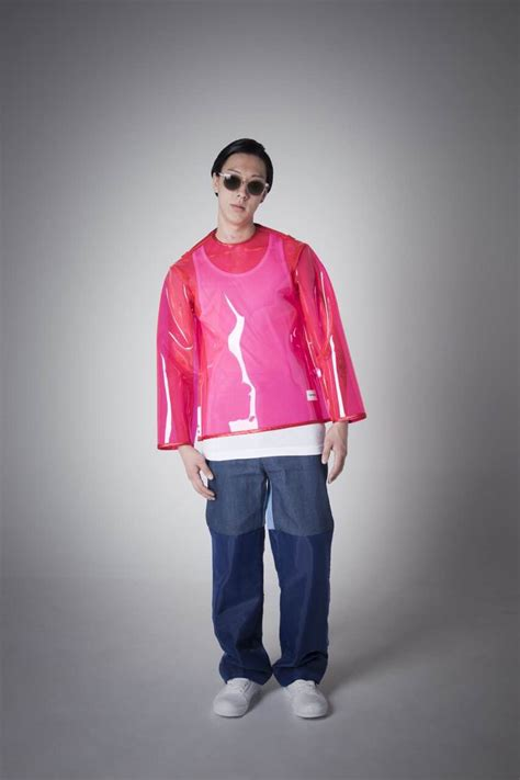 japanese fashion brand tender person  collection
