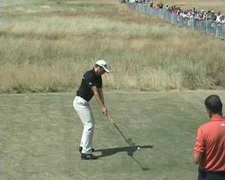 sergio garcia swing slow motion sergio garcia slow motion fear of bliss