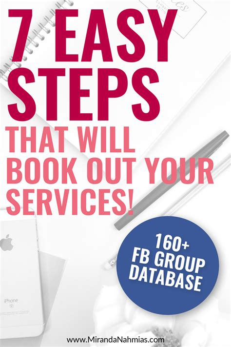 access 2016 in easy steps books 7 easy steps that will book out your services miranda