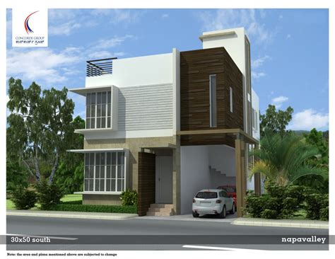 40x60 duplex house elevation images studio design