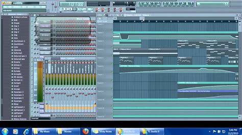 tutorial fl studio demo fl studio 9 demo youtube