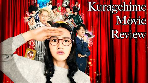 film action rating tinggi kuragehime live action movie review youtube
