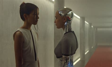 ex machina asian robot ex machina and sci fi s obsession with sexy female robots