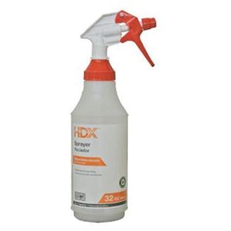 home depot paint spray bottle hdx 32 oz all purpose wide sprayer fg32hd3 21 the