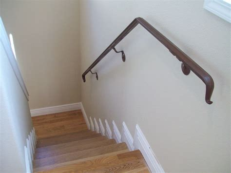Wall Handrail Railings 187 V M Iron Works Inc In The San Jose Bay Area