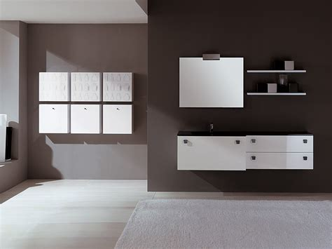 white bathroom furniture new black and white bathroom furniture modo by eurolegno digsdigs