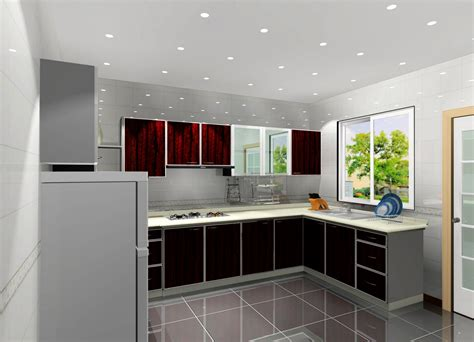Simple Kitchen Interior Design Photos | simple kitchen designs home planning ideas 2018
