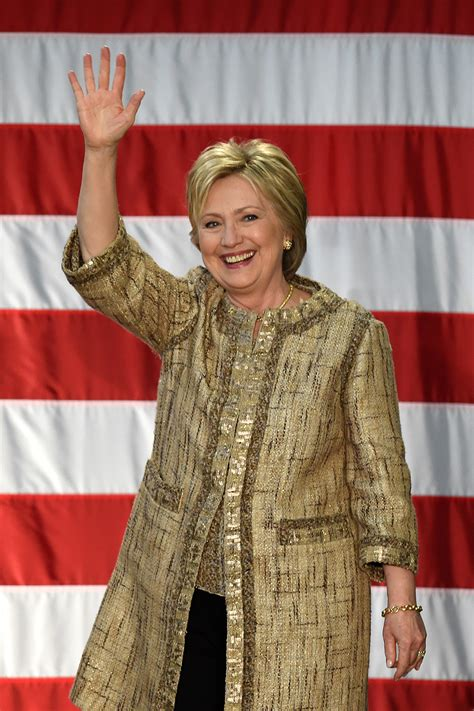 Clinton Wardrobe by Style Report Card 2016 Election The Spread