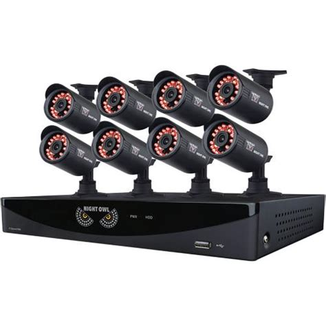 owl f6 81 8624n 8 8 channel dvr