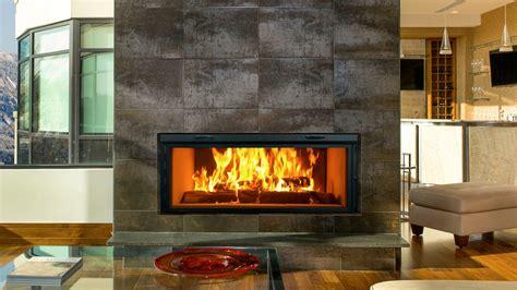Linear Wood Burning Fireplace linear 50 renaissance fireplaces