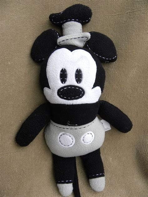 steamboat willie plush disney steamboat willie plush mickey mouse soft toy