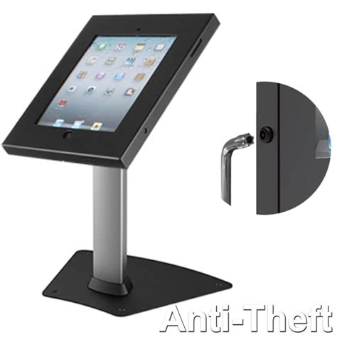 Desk Stand Secure by 2 3 4 Air Anti Theft Ter Secure Stand Kiosk Table