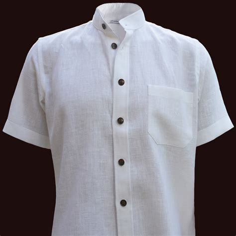 Sleeves Linen Shirt collection mens white linen shirt sleeve pictures