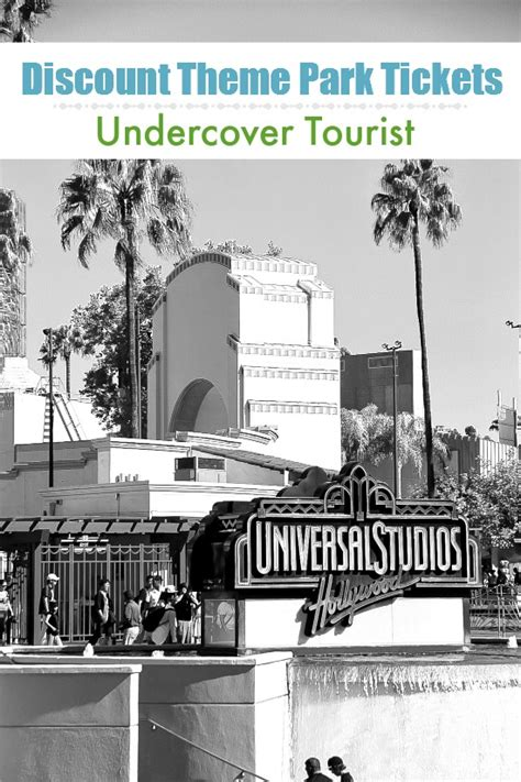 theme park tickets california undercover tourist tips for visiting universal studios
