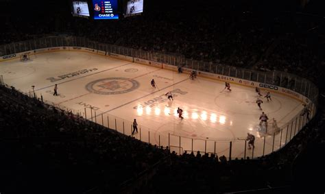 section 214 msg madison square garden section 214 seat views seatscore