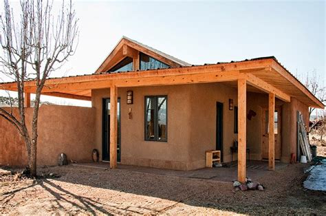 adobe homes rina swentzell s adobe house