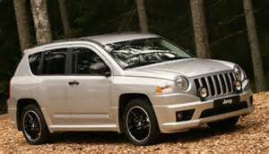 Jeep Compass 2006 Jeep Compass Rallye For The Uk Autoblog