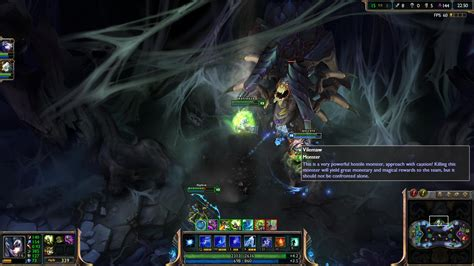 League Of Legends Search League Of Legends Vilemaw Lol Screenshot Gamingcfg