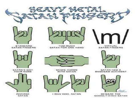 imagenes de simbolos satanicos con las manos s 237 mbolos sat 225 nicos