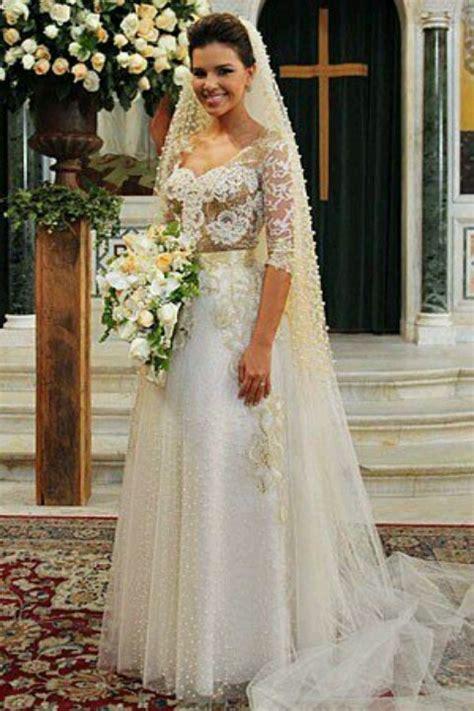 Brazilian soap opera bride   Wedding   Pinterest