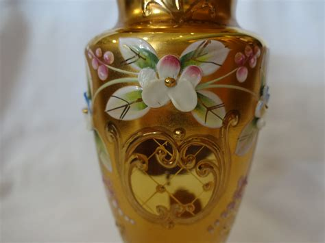 Antique Vases Value by Small And Gold Vase For Sale Antiques Classifieds