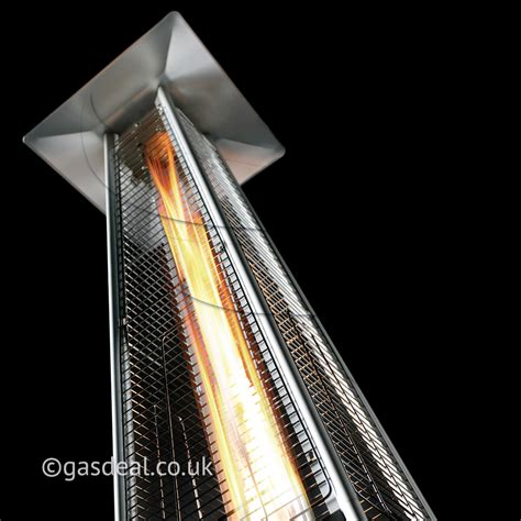 patio heater deals real pyramid patio heater gas deal