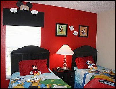 mickey mouse decorations for bedroom decorating theme bedrooms maries manor mickey mouse