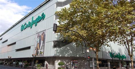 corte ingles dias de apertura el corte ingl 233 s de centro comercial la paz