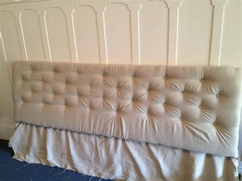 how to make a tufted headboard king diy upholstered headboard diy tufted upholstered